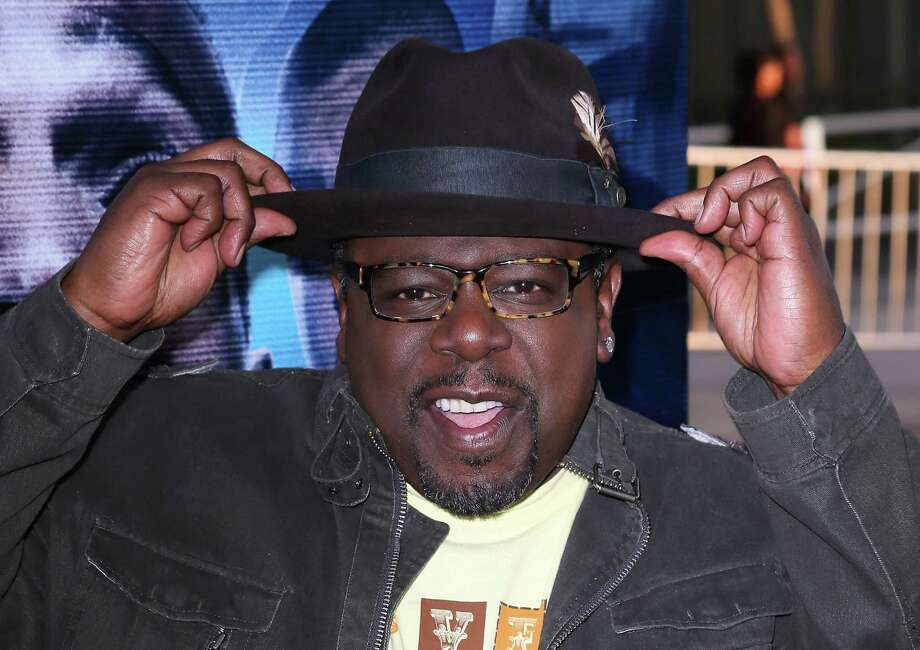 "Cedric the Entertainer. Birthday: April. 24. (Photo: Premiere of ""A Haunted House 2,"" April 16, 2014, Los Angeles, California). Photo: David Livingston, Getty Images / 2014 David Livingston"