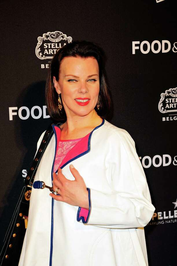 Debi Mazar. Birthday: Aug. 13. (Photo: Food & Wine party, April 1, 2014, New York City).  Photo: Chance Yeh, Getty Images / 2014 Chance Yeh