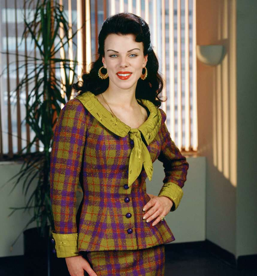 "Debi Mazar, 1997, as Denise Ianello in ""L.A. Law."" Photo: Gary Null, Getty Images / © NBC Universal, Inc."