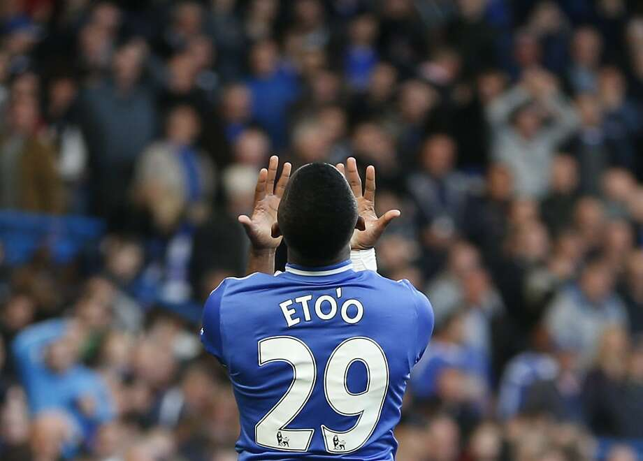 Chelsea's 2-1 loss to Sunderland Saturday might have cost it the Premier League title, a tragedy of Shakesperean proportions for Samuel Eto'o. Photo: Lefteris Pitarakis, Associated Press