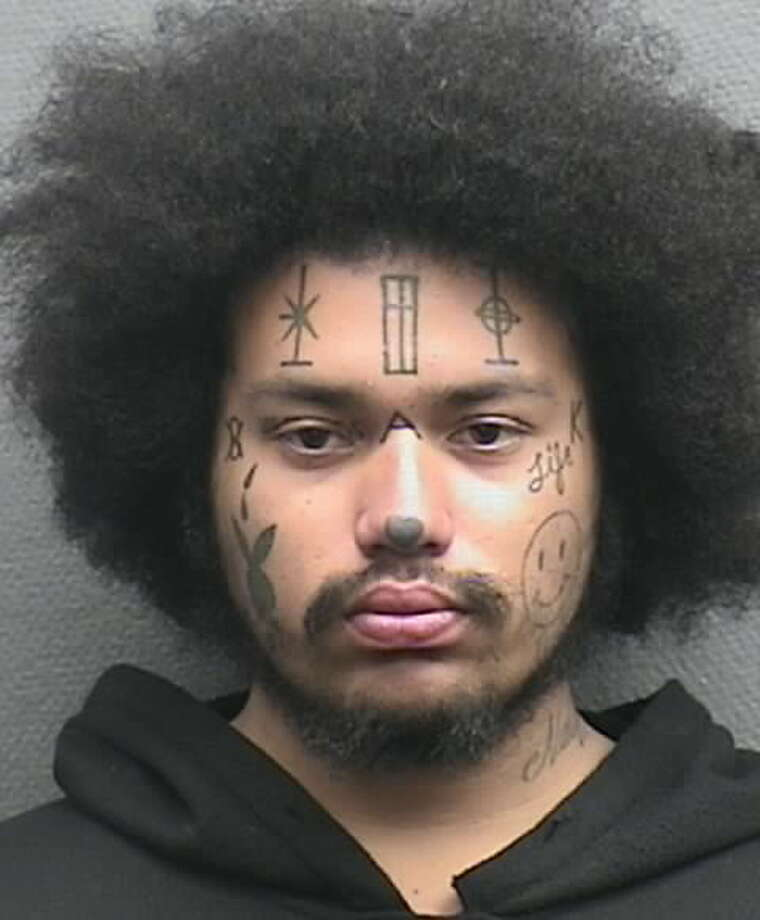 Reports: Man with tattooed face accused of stabbing little ...