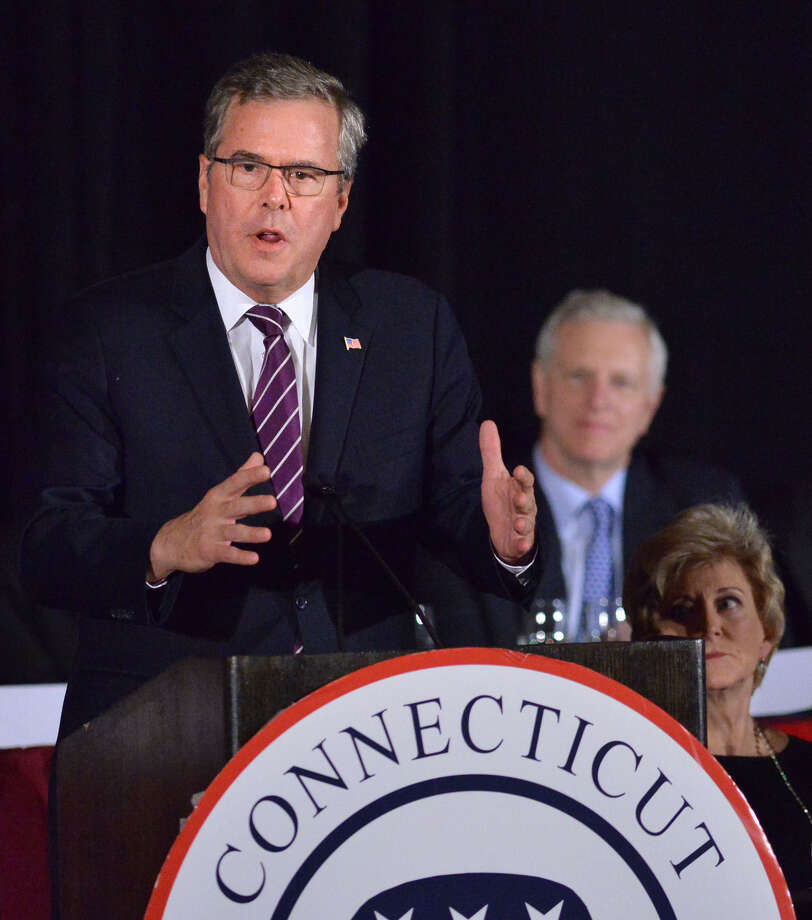 Jeb Bush, former governor of Florida, is often mentioned as a potential presidential candidate, but his business dealings could complicate his campaign if he runs. Photo: Bob Luckey / Associated Press / The Time