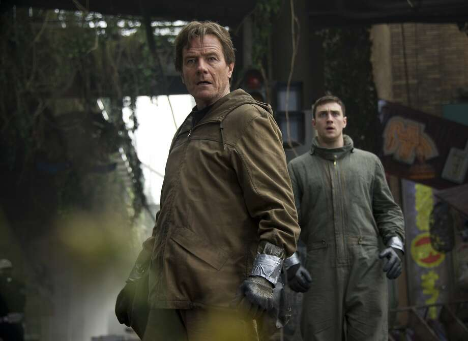 "May is Godzilla MonthWith the new ""Godzilla"" flick starring ""Breaking Bad"" actor Bryan Cranston debuting in theaters May 16, Netflix pays tribute to the big screen's legendary lizard with these four franchise classics. Photo: Kimberley French, Associated Press"