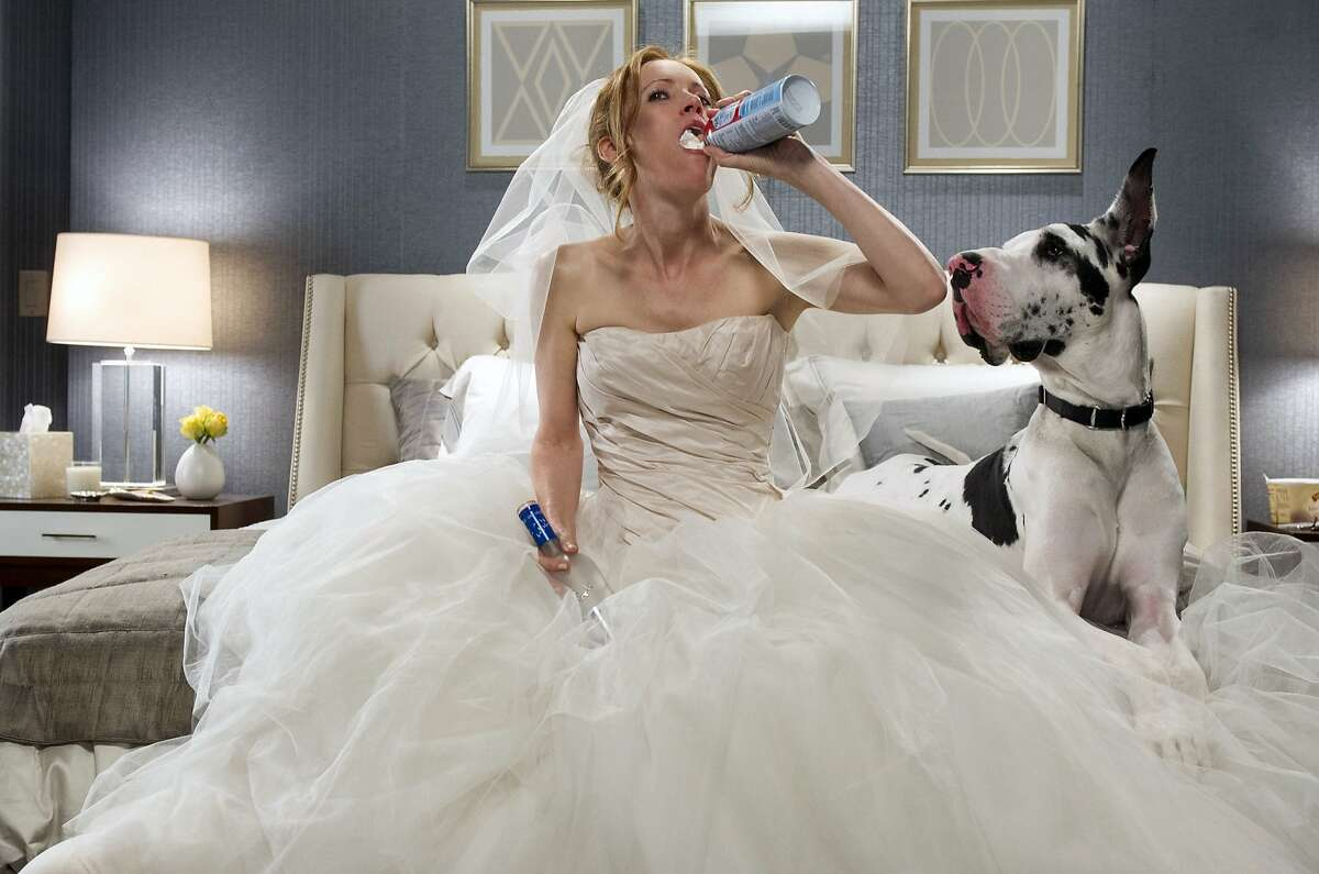 This image released by 20th Century Fox shows Leslie Mann in a scene from