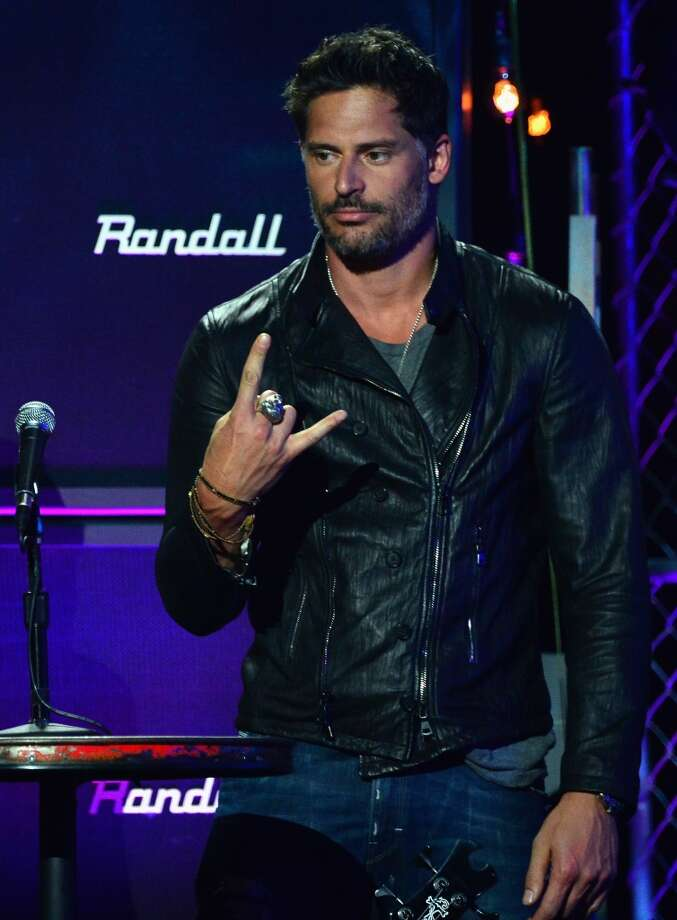 Actor Joe Manganiello speaks onstage at the 2014 Revolver Golden Gods Awards at Club Nokia on April 23, 2014 in Los Angeles, California. Photo: Frazer Harrison, Getty Images