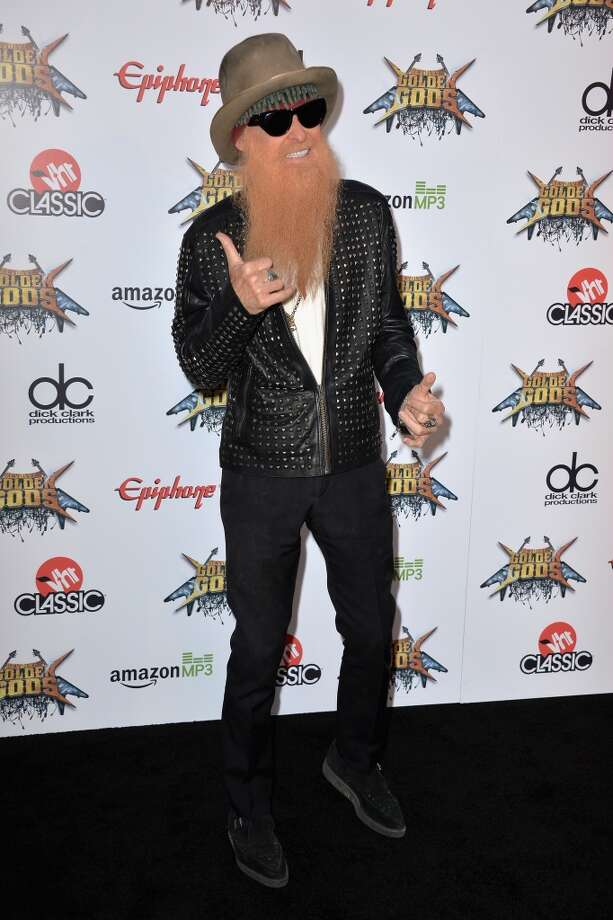 Musician Billy Gibbons attends the 6th Annual Revolver Golden Gods Award Show at Club Nokia on April 23, 2014 in Los Angeles, California. Photo: Frazer Harrison, Getty Images