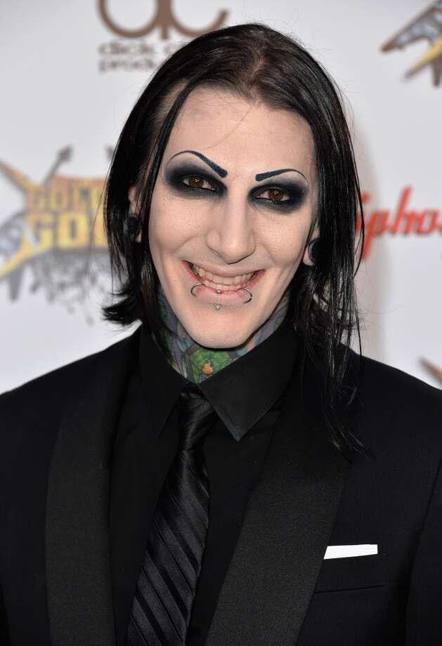 Musician Chris Cerulli attends the 6th Annual Revolver Golden Gods Award Show at Club Nokia on April 23, 2014 in Los Angeles, California. Photo: Frazer Harrison, Getty Images