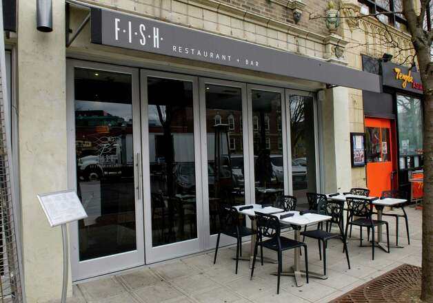 Fish is what they do where boca used to be connecticut post for Fish restaurant stamford ct