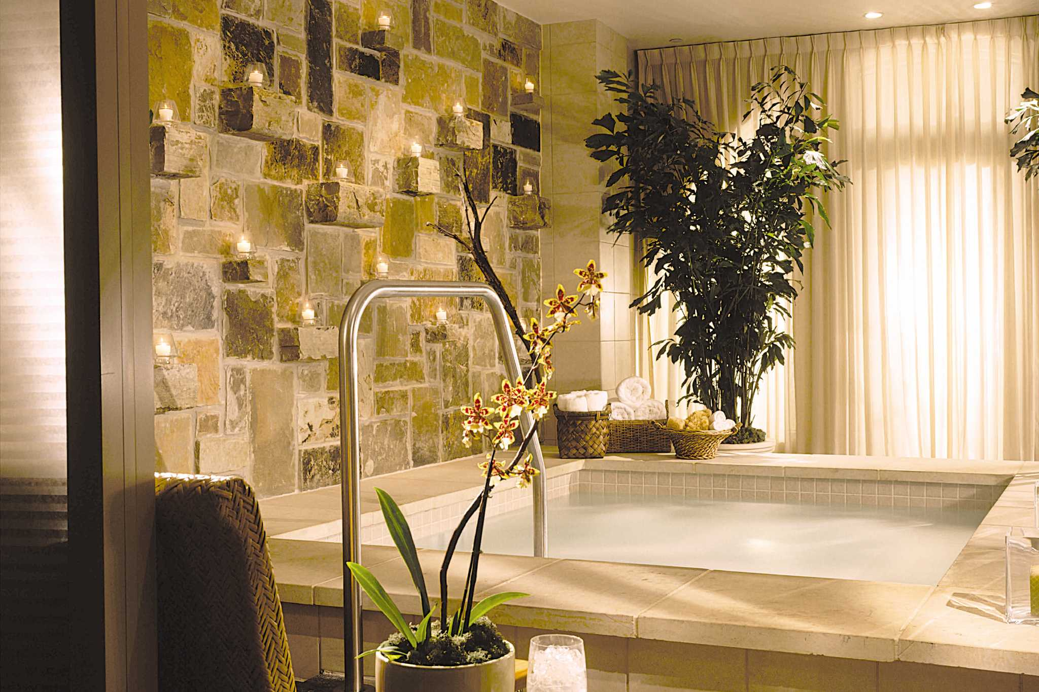 Sweet scents and body treats await at S.A. spas - San Antonio ...