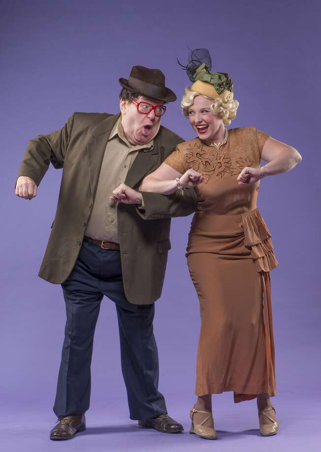 'Du Barry Was a Lady' at Eureka Theatre Photo: David Allen