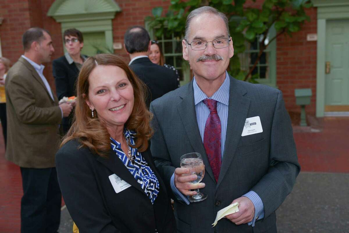 Were you Seen at the Times Union's Top Workplaces awards event at The Desmond in Colonie on Thursday, April 24, 2014?
