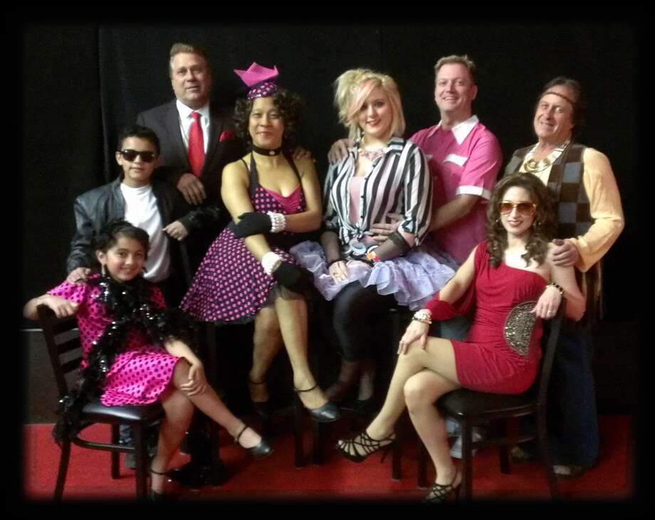 "New revue: ""Can't Stop the Music."" Through June 1. Carmack Event Center. carmackpac.com; 210-884-5410. Courtesy photo."