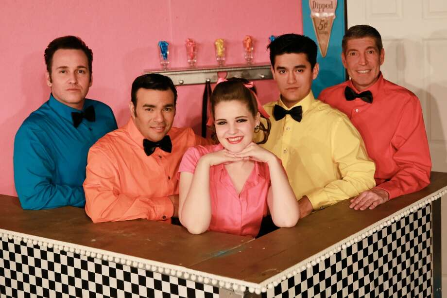 "Extended run: ""Doo-Wop City."" Through May 10, Harlequin Dinner Theater. 210-222-9694. Courtesy photo."