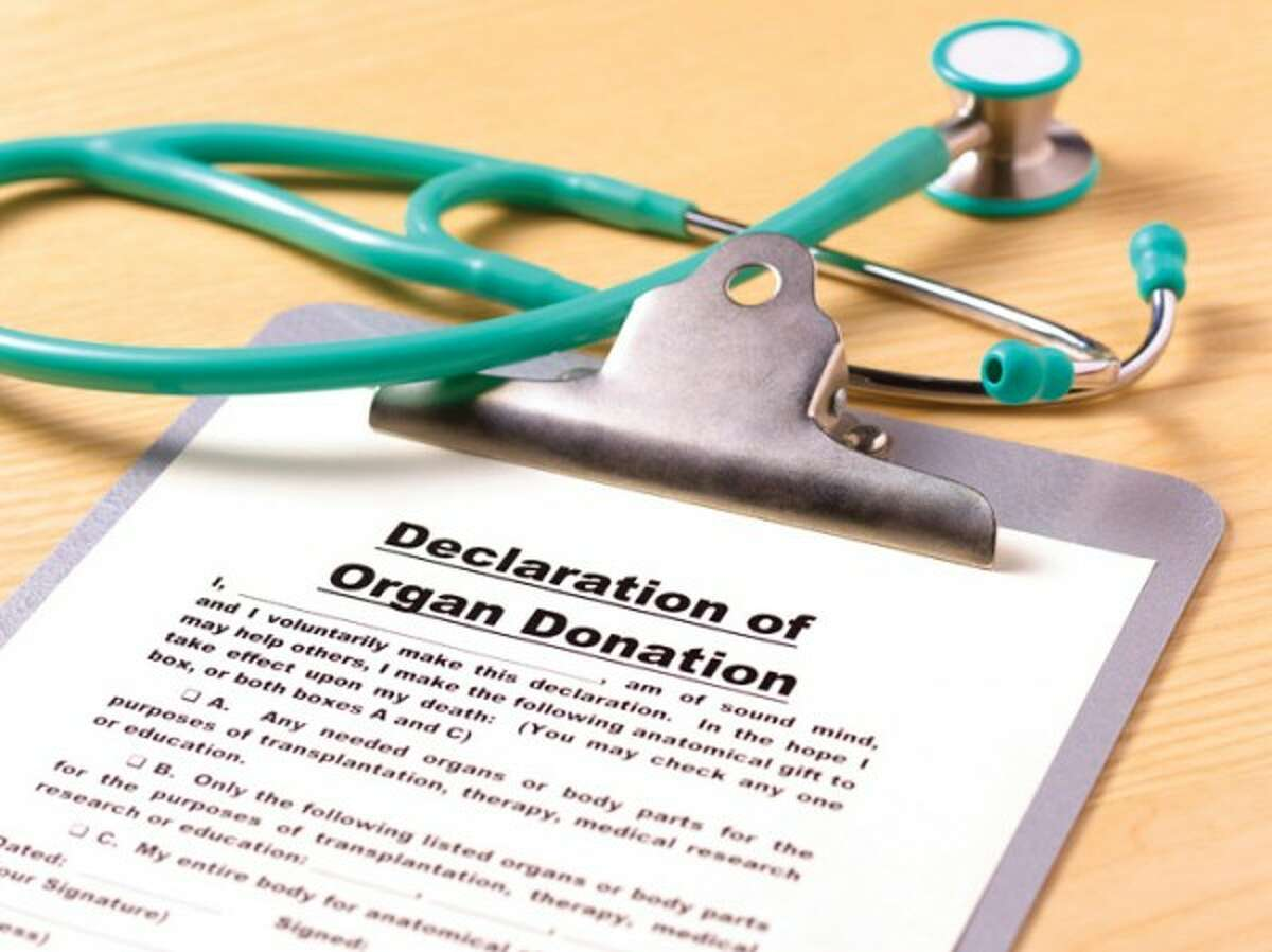 Though it's the third most populous state in the country, New York lags at 48th out of the 50 states with percentage of residents who are registered organ donors. Photo: Peter Dazeley/GettyImages.