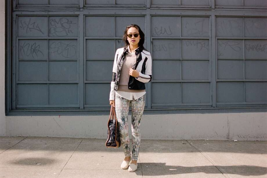 Miss California 2013, Crystal Lee, describes her style as urban, comfortable and eclectic. See more #SFStyle photos at www.sfgate.com/sfstyle. Photo: William Rittenhouse
