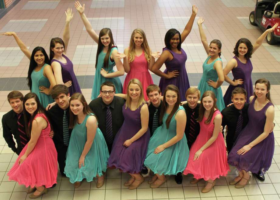 Cinco ranch bravo show choir to perform houston chronicle - Sarah dray ...