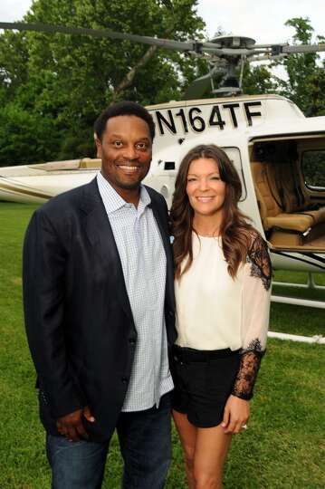 Kevin Sumlin And His Wife Charlene Photo 6216415 84590