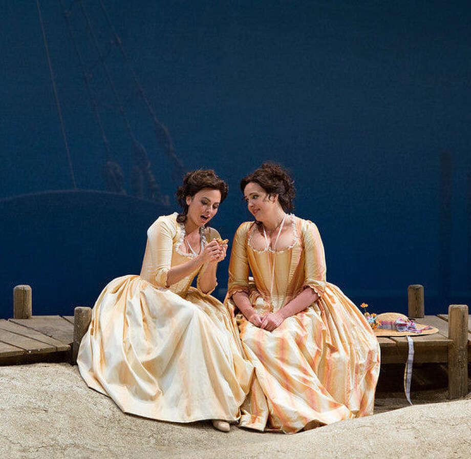 Photo: Metropolitan Opera / Marty Sohl/Metropolitan Opera