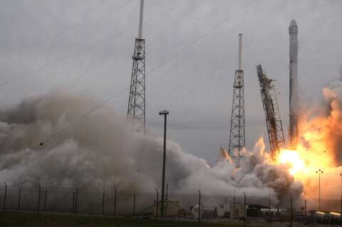 NASA picks Boeing and SpaceX to ferry astronauts - Houston