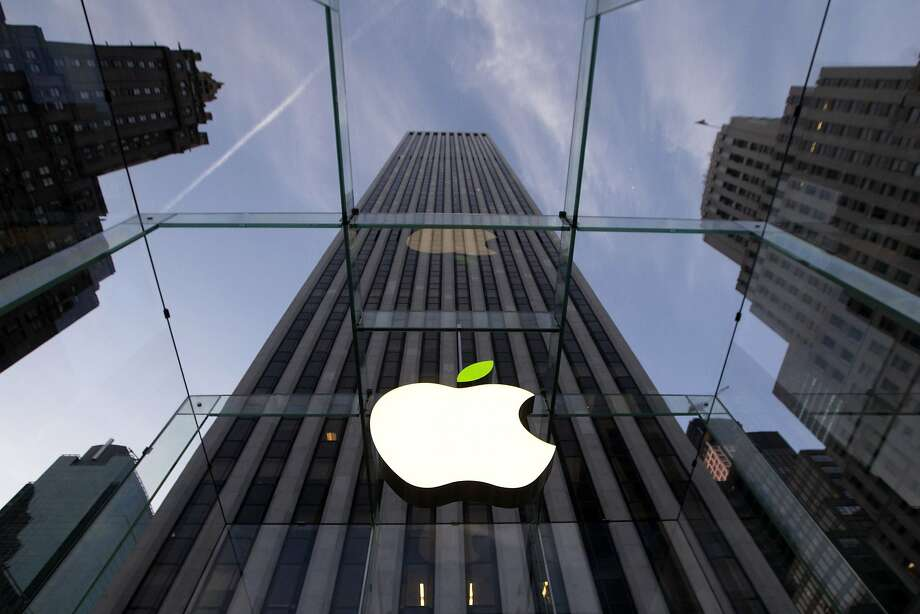 Apple received a score of 81.76, its sixth consecutive year scoring above 80. Apple ranked among the top five for product and services, vision and leadership, financial performance, and workplace environment.  Photo: Brendan Mcdermid, Reuters