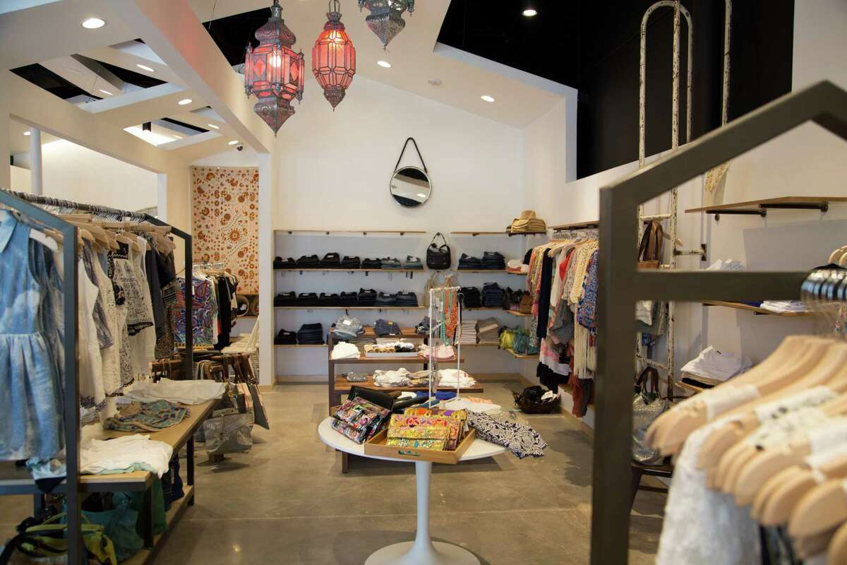 The new Lily Rain store, at 2414 University Blvd in Rice Village, opened in March 2014.