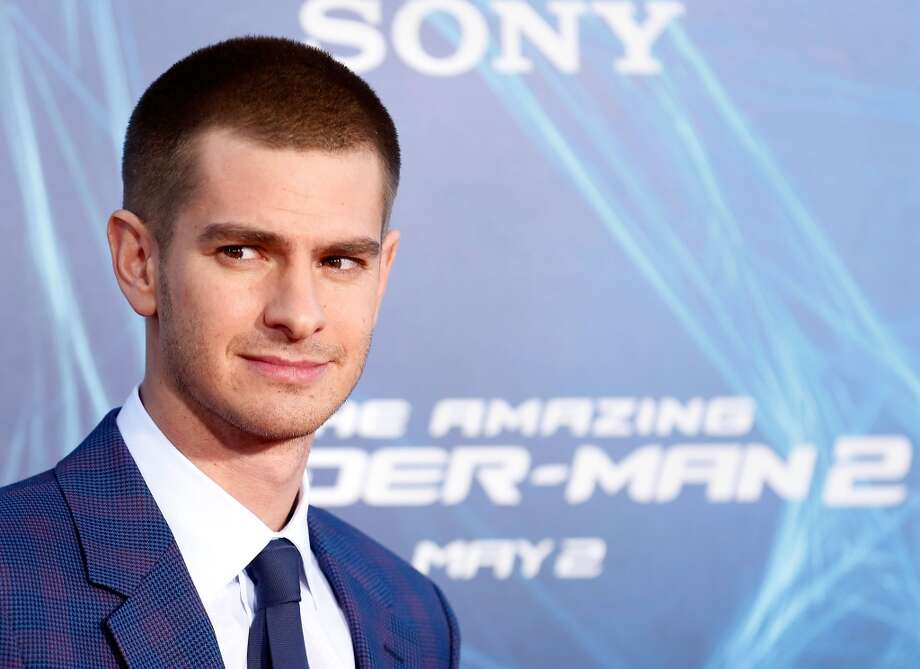 "Actor Andrew Garfield attends ""The Amazing Spider-Man 2"" premiere at the Ziegfeld Theater on April 24, 2014 in New York City. Photo: Jemal Countess, Getty Images"