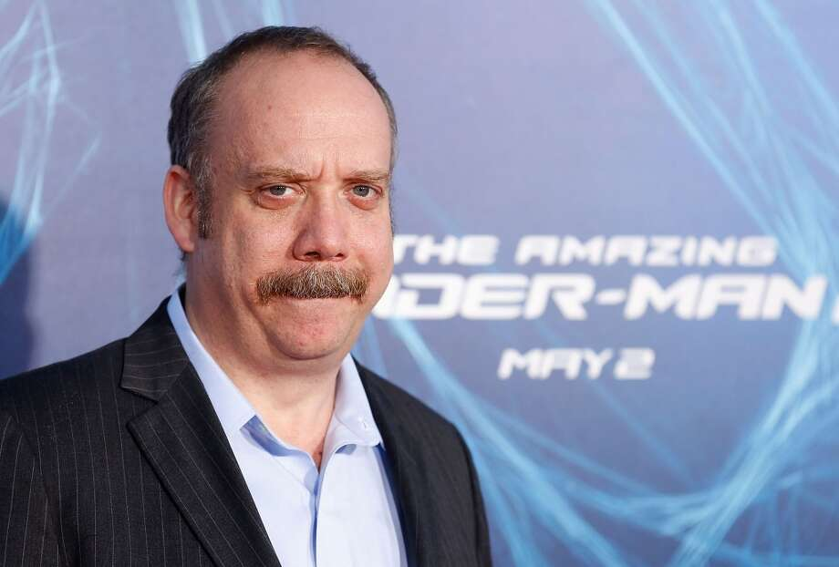 "Actor Paul Giamatti attends ""The Amazing Spider-Man 2"" premiere at the Ziegfeld Theater on April 24, 2014 in New York City. Photo: Jemal Countess, Getty Images"