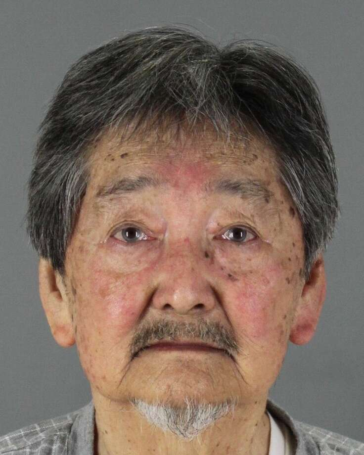 Raymond Iwase, 84, is accused of premeditated attempted murder and assault with a firearm for allegedly trying to kill a doctor in Daly City. Photo: San Mateo Sheriffs Office, Courtesy