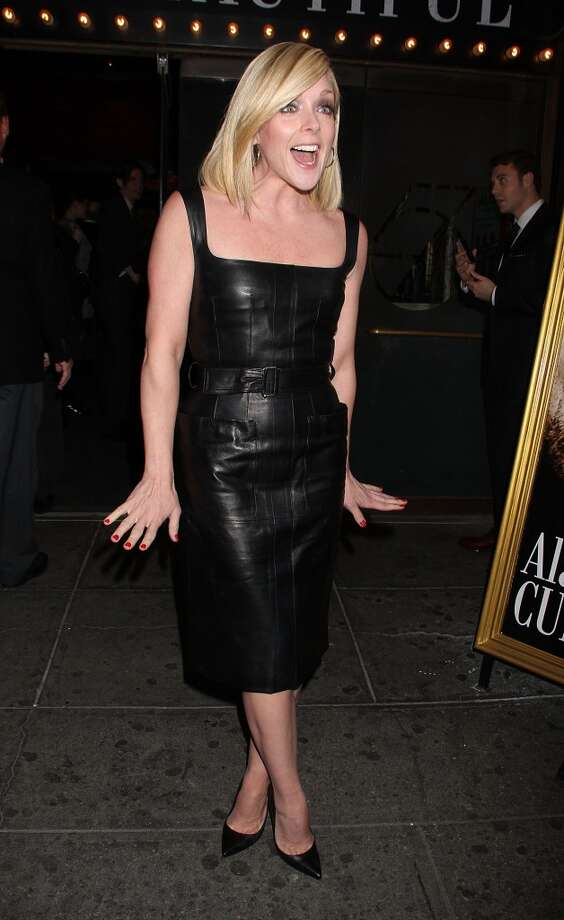 "Jane Krakowski attends the Broadway opening night of ""Cabaret"" at Studio 54 on April 24, 2014 in New York City. Photo: Laura Cavanaugh, Getty Images"