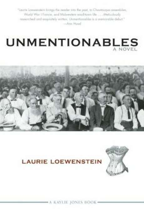 """""""Unmentionables,"""" by Laurie Lowenstein Photo: Xx"""