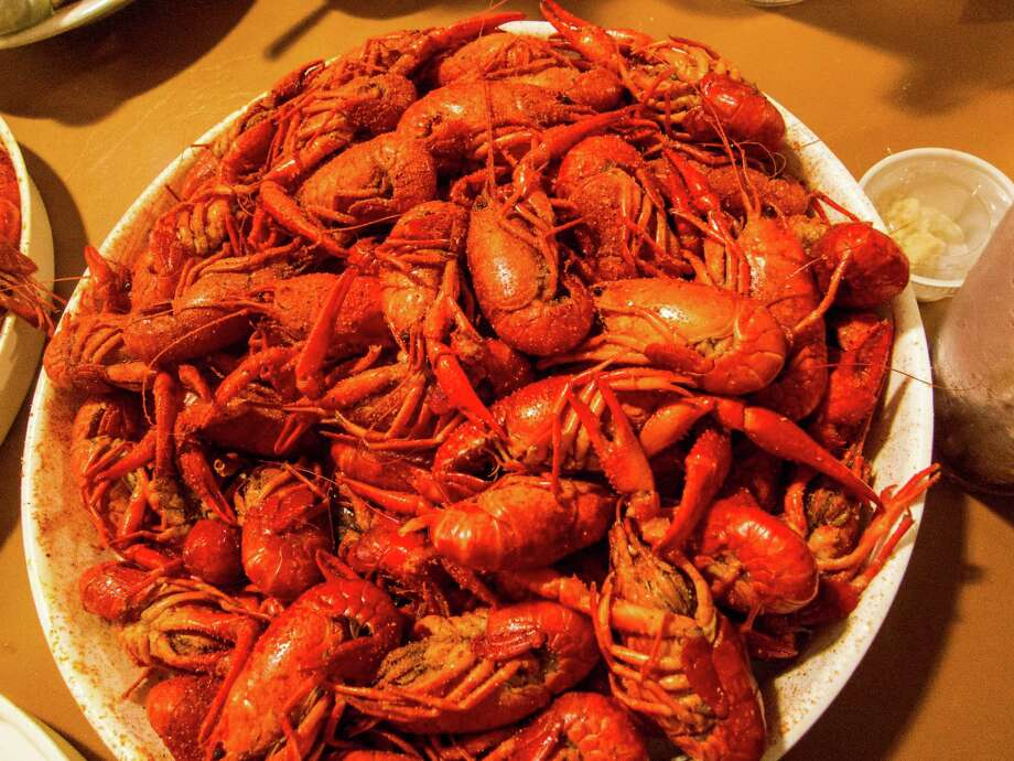Cajun Claws in Abbeville is one of the best crawfish joints in Louisiana. Photo: J.C. Reid / J.C. Reid