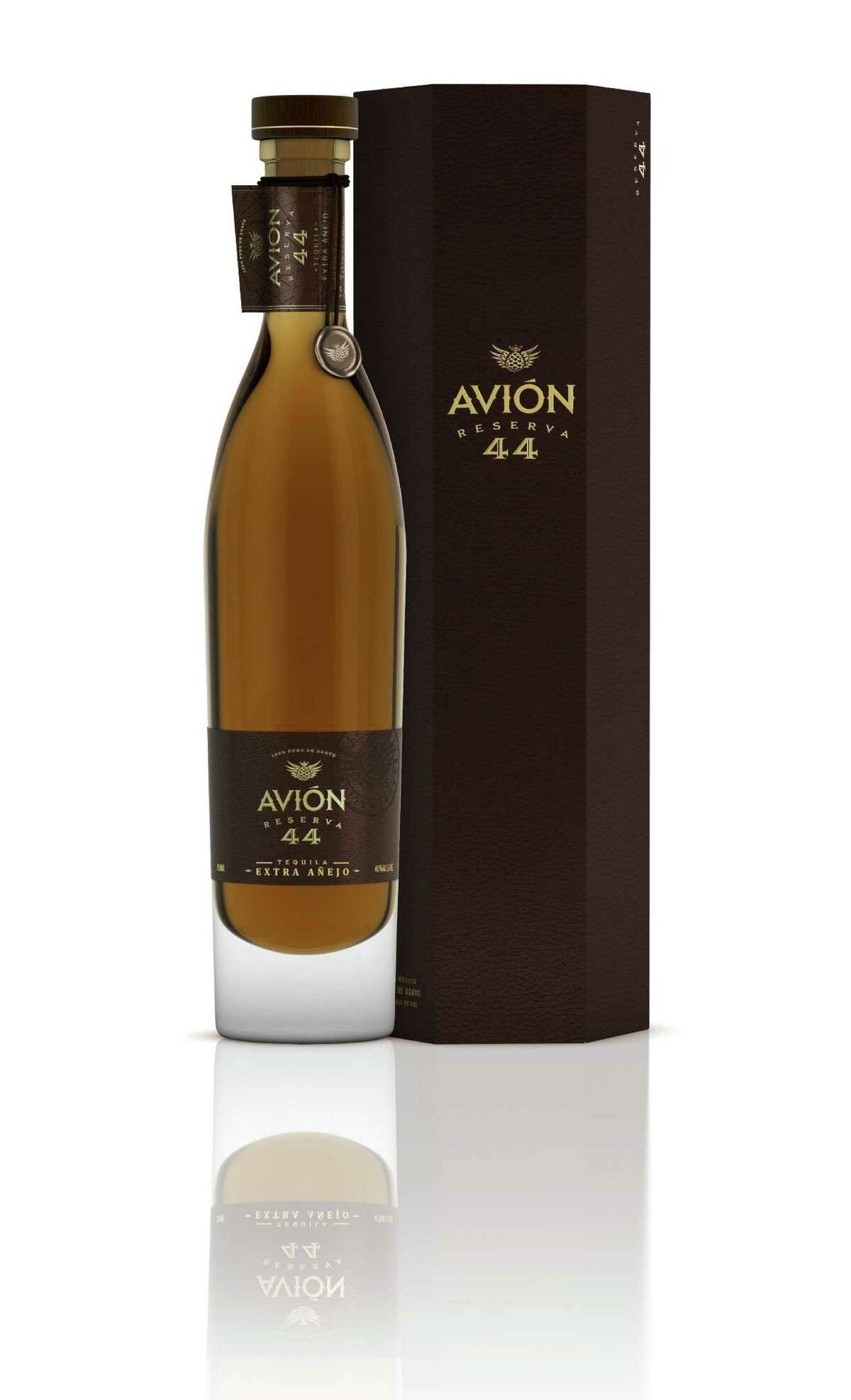 If you and your entourage have no aversion to showing off a bit, you might as well spoil yourself with Avion Reserva 44, a new extra anejo tequila from the brand that was featured on Entrourage. Aged 43 months in a cave, Reserva offers a rich complex taste with notes of vanilla and ripe fruits; $150.
