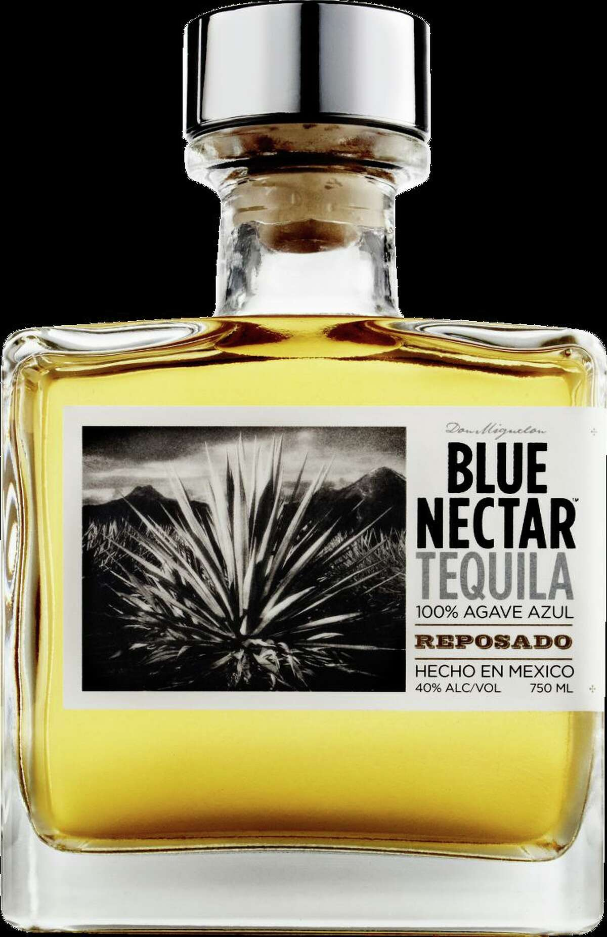 A rising star in the tequila realm, Blue Nectar is a 100 percent blue agave, super-premium tequila. The line includes Silver, Special Craft and Reposado (shown here, $44.99) that is a smooth blend of reposado and extra anejo tequilas. On Cinco de Mayo Reef restaurant will be running a Blue Nectar promotion.