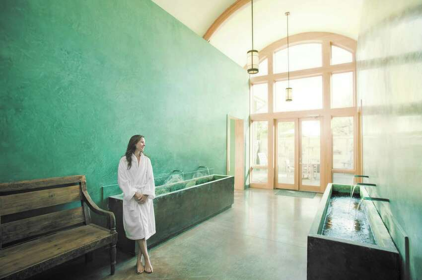The spa at Travaasa Austin incorporates organic, bioenergetic products into its Hill Country-savvy treatments.