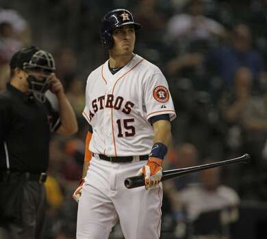 April 24: Athletics 10, Astros 1  Scott Kazmir and the A's cruised by the Astros in the opener of a four-game set at Minute Maid Park.  Record: 7-16. Photo: Melissa Phillip, Houston Chronicle