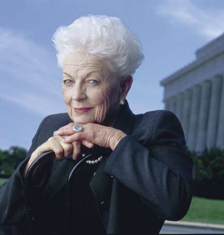 "Former Texas governor Ann Richards is the subject of the HBO documentary ""All About Ann."" Photo: Pam Francis, Contributor / Getty Images North America"