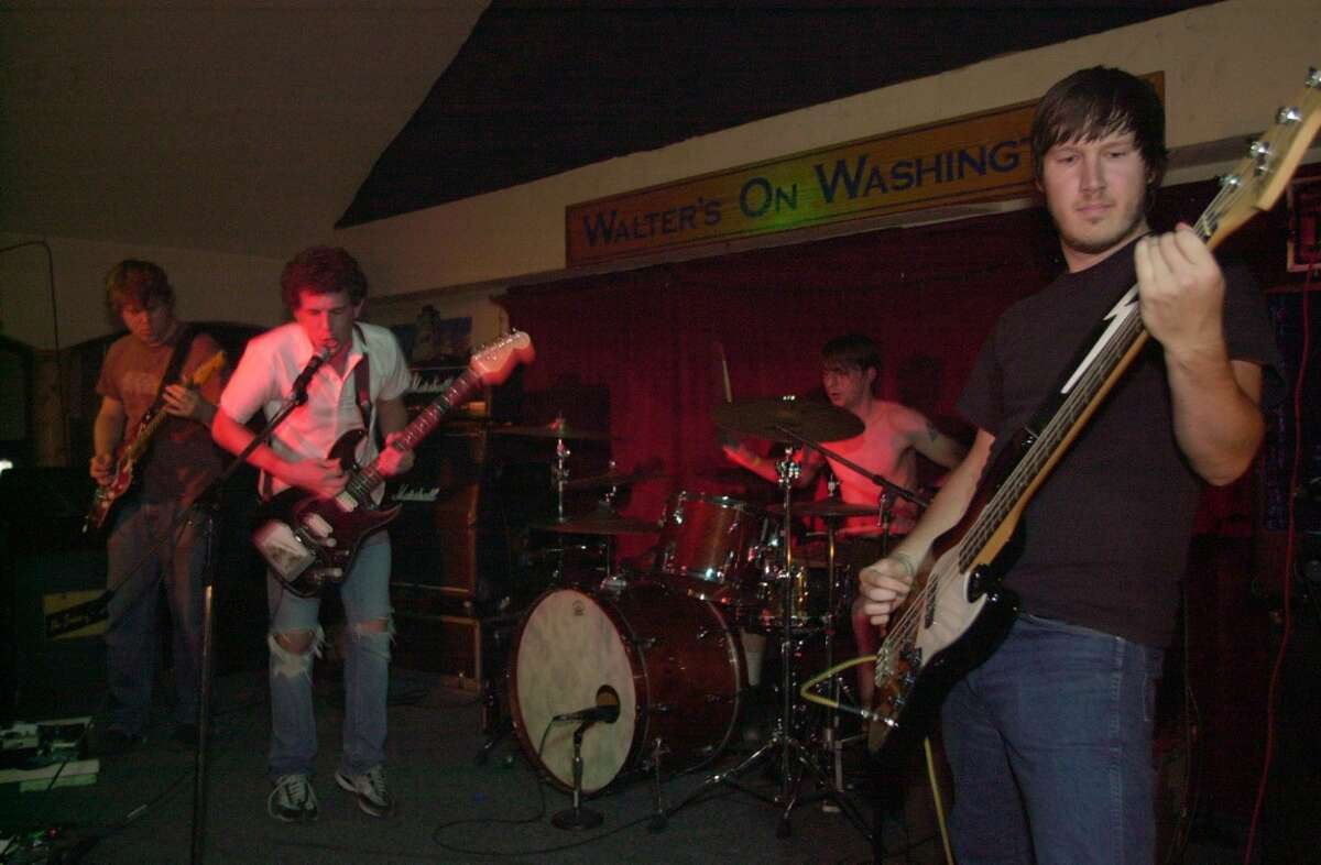 Shows at Walter's on Washington are now a thing of the past. The venue's owners set up shop near downtown in late 2011. The Washington Avenue building is still there, albeit empty and covered in graffiti.