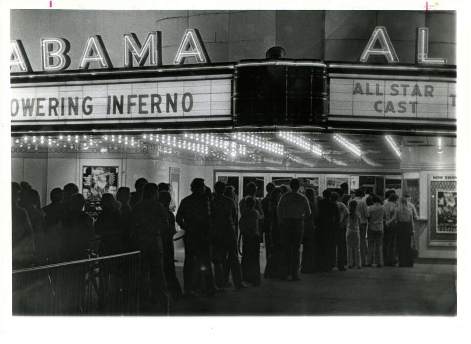The Alabama Theater is now a Trader Joe's location. Photo: E. Joseph Deering, Houston Chronicle