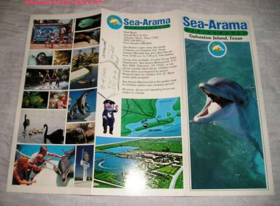 Galveston's Sea-Arama Marineworld