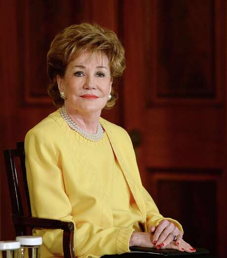 Former Sen. Elizabeth Dole (R-N.C.) attends an event to recognize military and veteran caregivers in the East Room of the White House April 11, 2014 in Washington, DC. (Olivier Douliery/Abaca Press/MCT) Photo: Olivier Douliery, MBR / Abaca Press