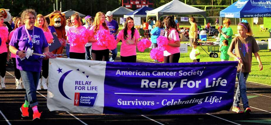 Relay For Life of Weston/ Westport will raise money for cancer research Saturday at Weston High School. Click here to sign up or donate.