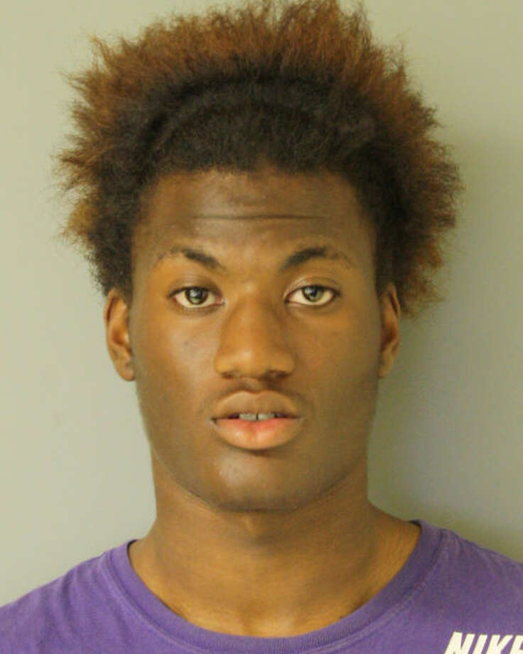 Justin Brown, 17, has been charged with a felony. Photo: Harris County Constable,  Precinct 6