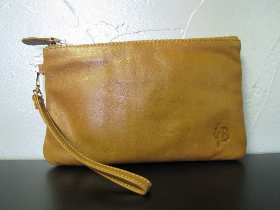 Almond Mighty Purse, $125. Katwalk Fashions, Beaumont Photo: Cat5