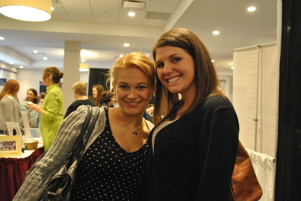 The Fairfield County Women's Expo was held in Stamford on April 26. Were you SEEN at the Women's Expo?