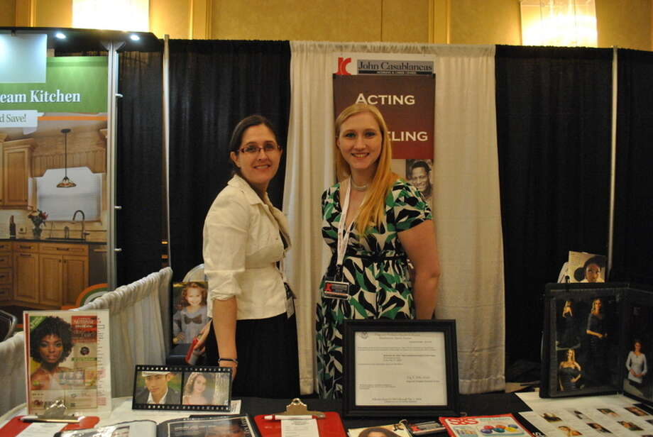 The Fairfield County Women's Expo was held in Stamford on April 26. Were you SEEN at the Women's Expo? Photo: Picasa, Lauren Stevens/Hearst Media Group
