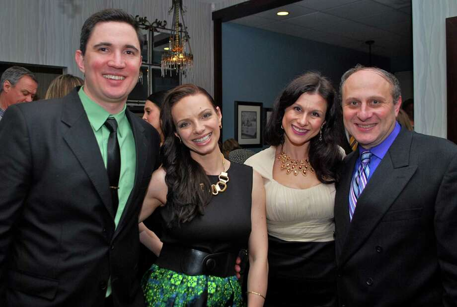 Were you Seen at Corks & Forks, a benefit for the local chapter of The Huntington's Disease Society of America, at 677 Prime in Albany on Saturday, April 26, 2014? Photo: Silvia Meder Lilly