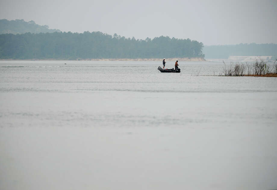 Enterprise file photo of Lake Sam Rayburn Photo: Jake Daniels / ©2014 The Beaumont Enterprise/Jake Daniels
