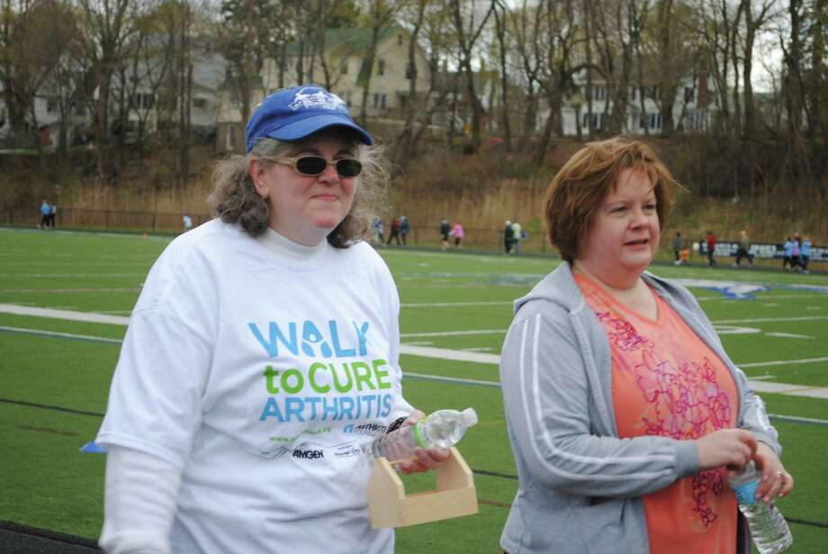 The 2014 Walk to Cure Arthritis was held Sunday, April 27, 2014 at Immaculate High School. Were you SEEN? Photo: Wendy Mitchell