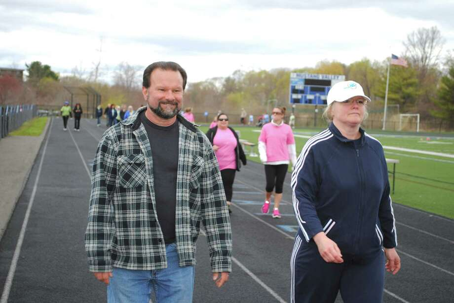 The 2014 Walk to Cure Arthritis was held at Immaculate High School in Danbury on Sunday, April 27, 2014. Were you SEEN? Photo: Wendy Mitchell