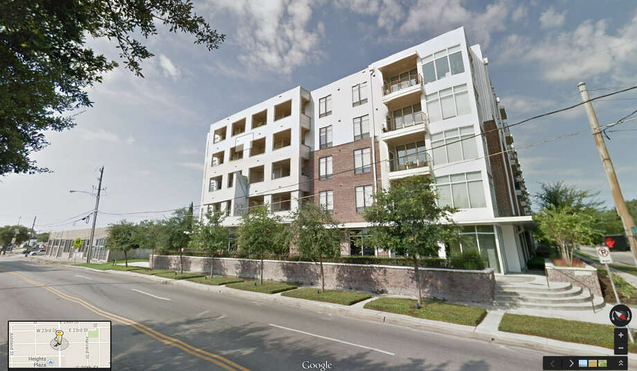 In 2014:Loft style apartments are a favorites for Houston's new urbanites. Photo: Google Maps